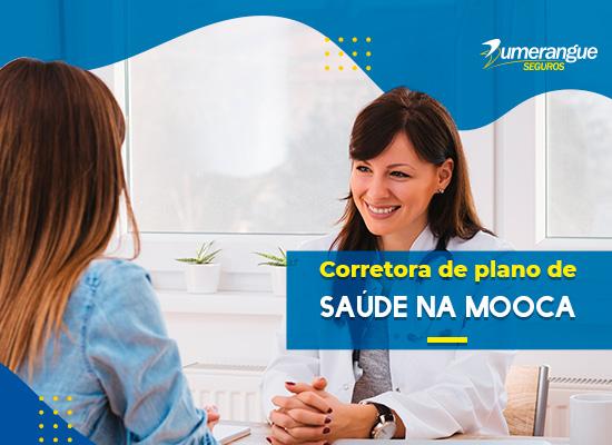 Corretora de plano de saúde na Mooca
