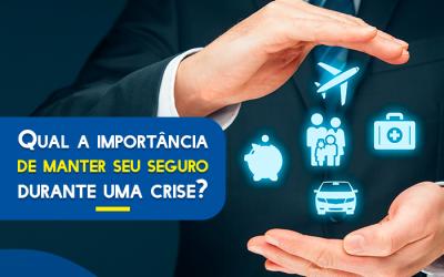 Qual a importância do seguro na crise?
