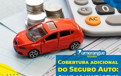 Como funciona a cobertura adicional do seguro do carro e quais suas vantagens?