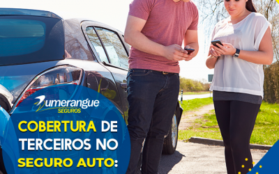 Cobertura de terceiros no seguro auto: como funciona?