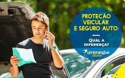 Qual a diferença entre proteção veicular e seguro auto?