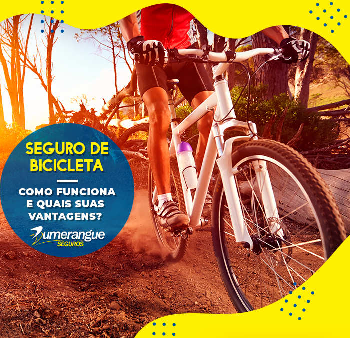 Seguro de bicicleta: como funciona e quais suas vantagens?