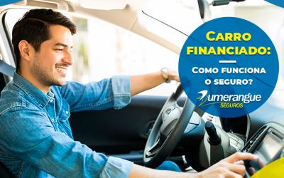 Como funciona o seguro de carro financiado?